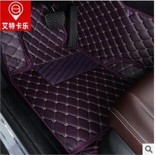 批发定做单双层拉维斯汽车脚垫全包围专车专用脚垫 一件代发