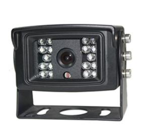 【供应】通用12V/24V通用高清夜视车载倒影像红外大巴摄像头