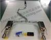 新君威/新君越排气管改装中尾段TINOX排气管