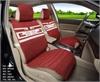 夏季新款凉垫汽车工编制凉垫维卡涤纶汽车用 繁荣昌盛汽车坐垫