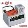 AC220v小型交流打气泵充气机家用充气泵便携式充气泵