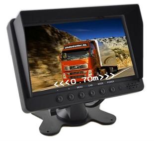 哪里有倒车雷达 倒车影像买价格多少钱 瑞路小副班SR-H2004可视后车系统