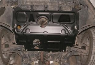 本田CR-V/XR-V缤智九代雅阁飞度奥德赛合金冷轧钢塑钢3D全包围发动机下护板