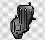 JEEP吉普指南者自由客自由光大切诺基道奇酷威菲亚特菲跃3D全包围发动机下护板