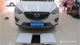 武汉松杉汽车音响改装升级马自达CX-5四门汽车隔音