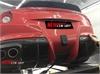 法拉利F12改装碳纤维后唇 F12改装前杠后杠包围套件