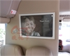 欧视卡品牌 22寸嵌入背挂式车载显示器 汽车改装液晶显示器