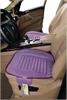 厂家直销福炭活性炭坐垫高档冰丝汽车坐垫健康环保养生坐垫除甲醛汽车坐垫四季通用坐垫(FT-8013B三件套)