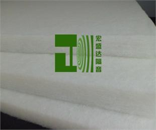 聚酯纤维环保隔音棉 高密度吸音棉