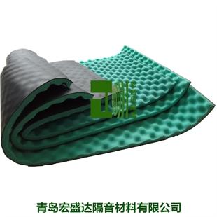 汽车发动机隔音隔热棉 复合隔音吸音材料