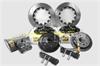 本田思域车型改装刹车制动性能的几种改装之一升级AP9200刹车