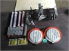弘业汽保GCD-II便携式大车四轮定位仪 远红外激光灯物理定位更易保养