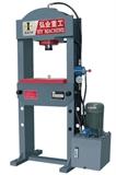 供应龙门液压机可对分角齿一次性冷铆成型